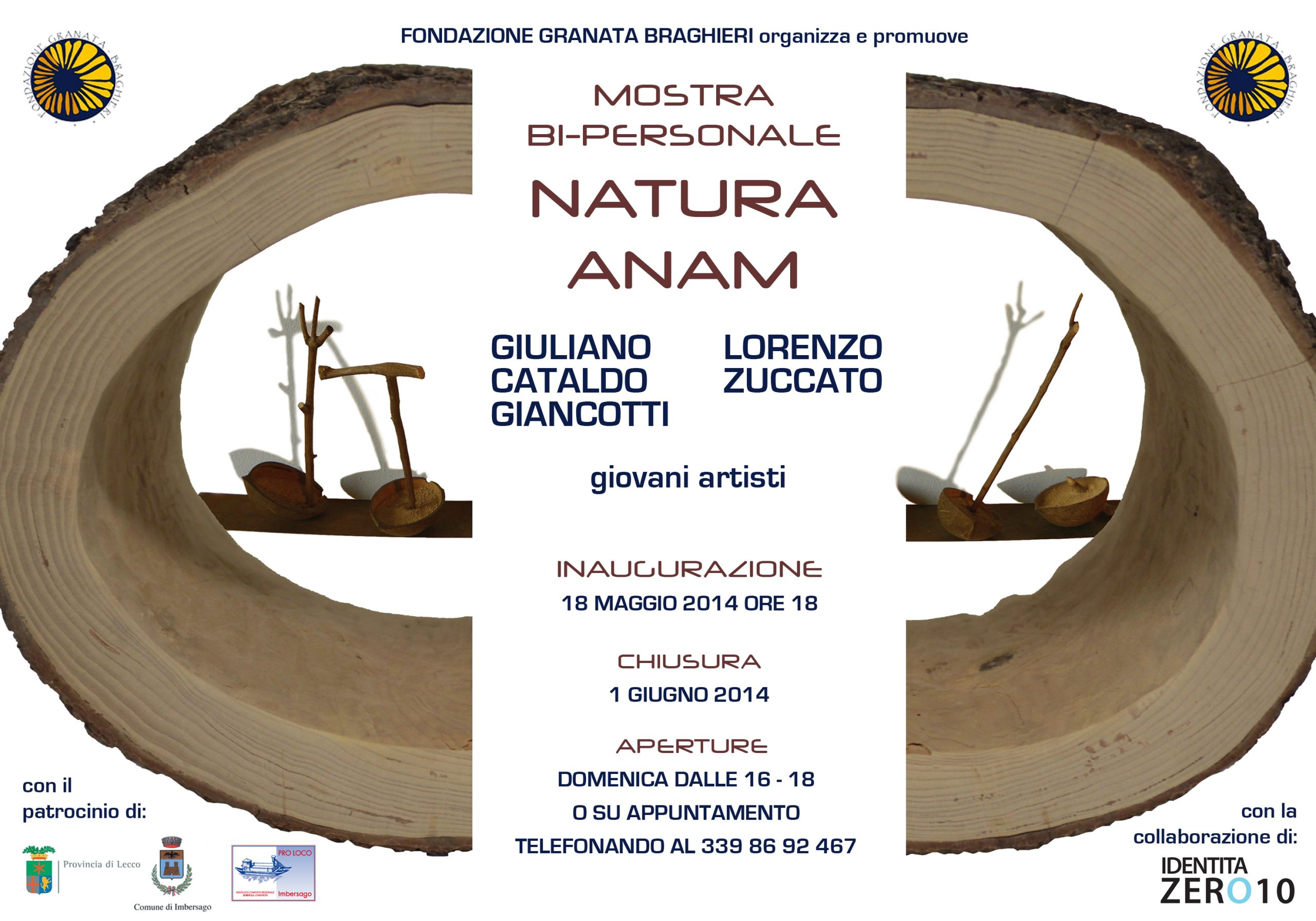 Natura Anam di Giuliano Cataldo Giancotti e Lorenzo Zuccato