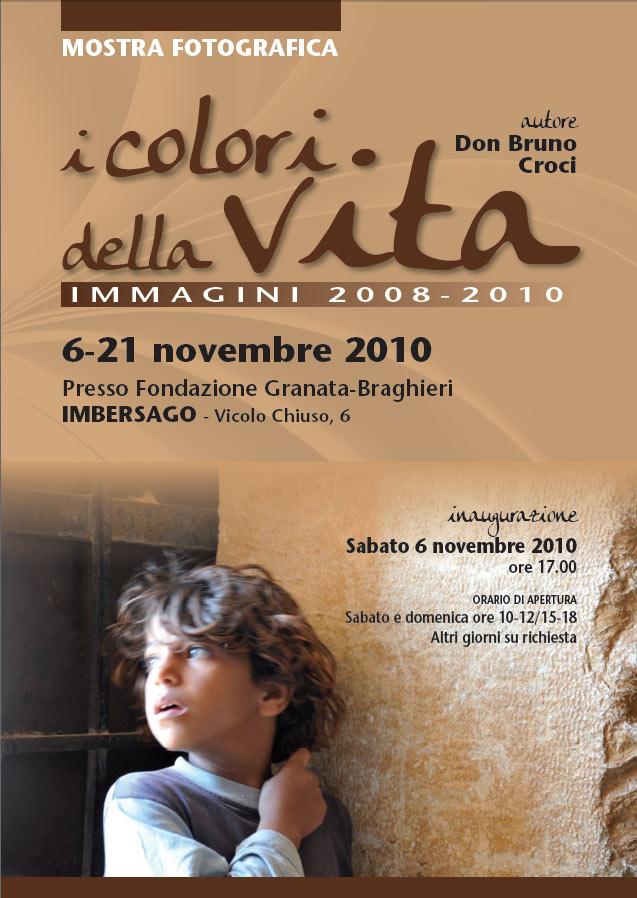 I colori della vita di Don Bruno Croci