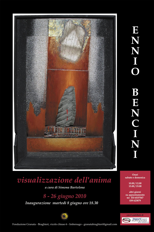 Visualizzazione dell'anima di Ennio Bencini