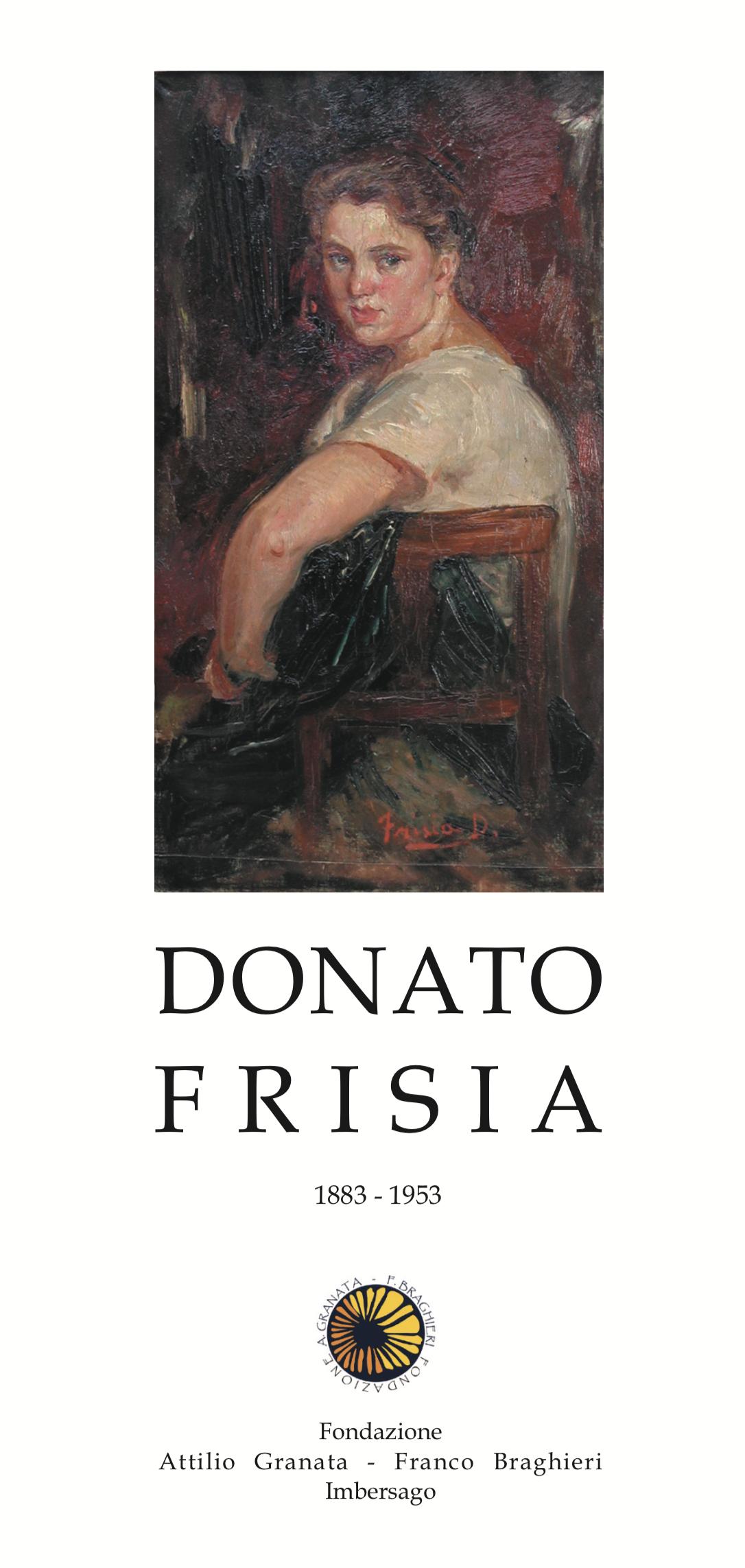 Antologica di Donato Frisia